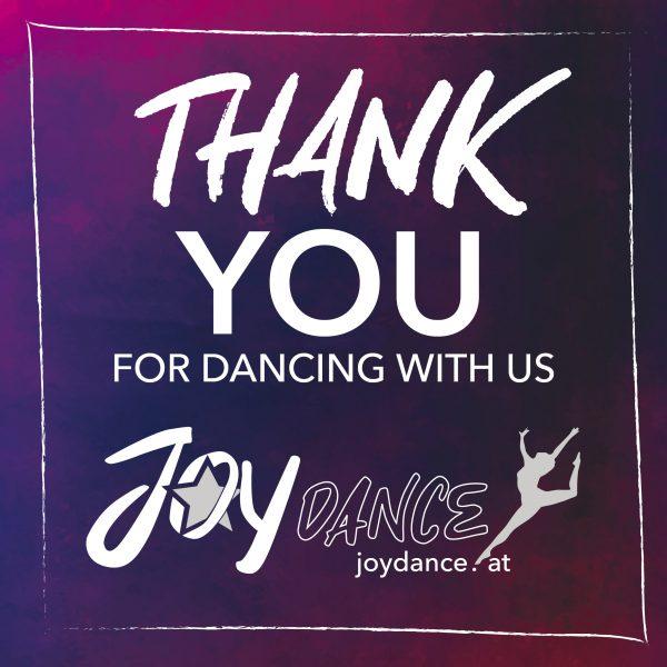 Joydance – professionelles Tanztraining